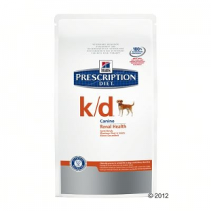 Hill's Prescription Diet Canine k/d - 12 kg