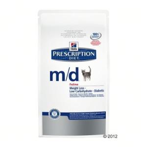 Hill's Prescription Diet Feline - M/D - 2 x 5 kg