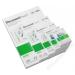 GBC Meleglamináló fólia, 125 mikron, 60x90 mm, fényes, GBC (GBC3743157)