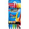 MAPED Olajpasztell kréta, MAPED Color`Peps, 12 különböző szín (IMA864010)