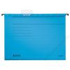 Leitz Függőmappa, karton, A4, LEITZ, Alpha Standard, kék (E19850035)
