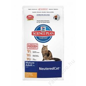 Hill's Science Plan Feline Mature Adult SterilizedCat Chicken 1,5kg