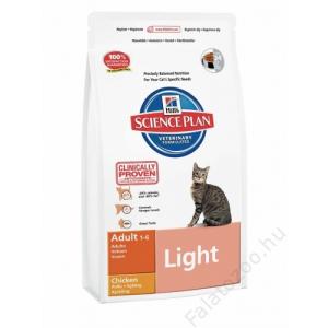 Hill's Science Plan Feline Adult Light Chicken 10kg