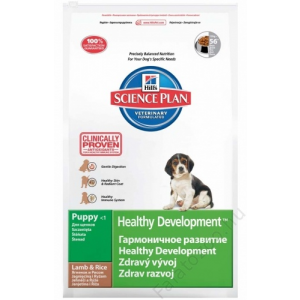 Hill's Science Plan Canine Puppy Lamb & Rice 3kg