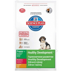 Hill's Science Plan Canine Puppy Medium Chicken 12kg