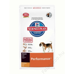 Hill's Science Plan Canine Adult Performance 12kg