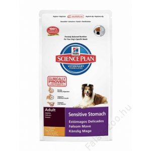 Hill's Science Plan Canine Adult Sensitive Stomach 3kg
