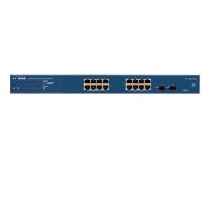 Netgear ProSafe Smart Switch 16xGigabit 2xSFP