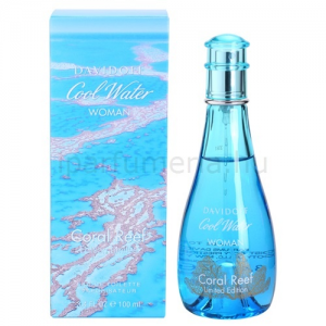 Davidoff Cool Water Coral Reef EDT 100 ml