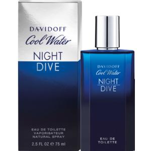 Davidoff Cool Water Night Dive EDT 75 ml