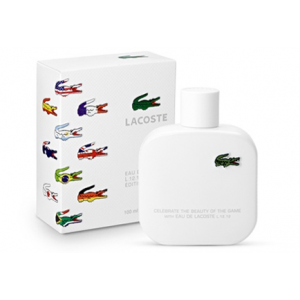 Lacoste Eau De Lacoste L.12.12 Blanc Limited Edition EDT 100 ml