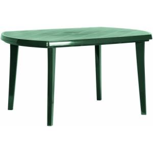 ELISE asztal 137x90 cm ZÖLD