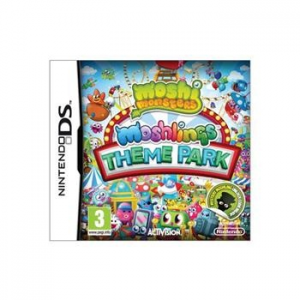 Activision Moshi Monsters: Moshlings Theme Park - NDS