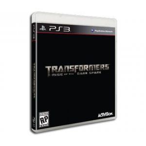 Activision Transformers: Rise of the Dark Spark PS3