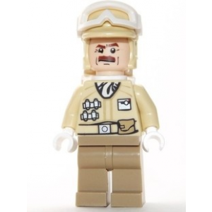 LEGO Szakállas Hoth Rebel