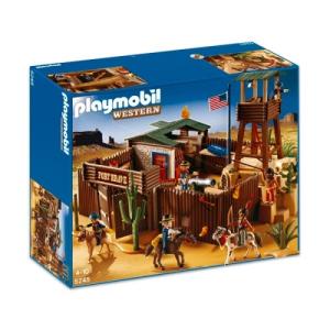 Playmobil Vadnyugati erőd - 5245
