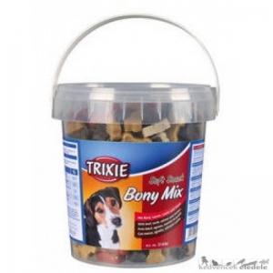 Na Trixie 31496 Soft snack 500g Bony mix