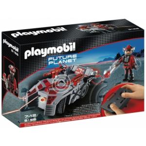 Playmobil Sötét támadók távirányítós járgánya - 5156
