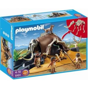 Playmobil Mamutcsont sátor vadászokkal - 5101