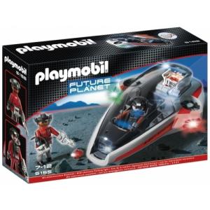 Playmobil Sötét támadók űrjárgánya - 5155