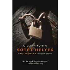 Gillian Flynn Sötét helyek antikvárium - használt könyv