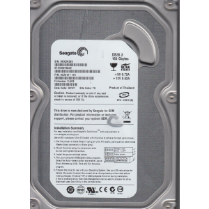 Seagate 160GB 7200RPM 2MB IDE ST3160215ACE