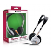 Canyon HEADSET CNR-HS11N (20Hz-20kHz, Ext. Microphone, 2.4m) White/Silver