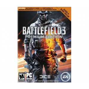 Electronic Arts GAME XB360 Battlefield 3 Premium Edition