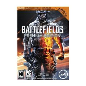 Electronic Arts GAME XB360 Battlefield 3 Premium Edition