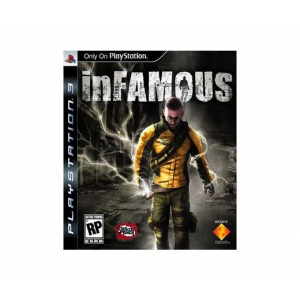 Sony GAME PS3 inFamous