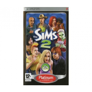 Electronic Arts GAME PSP The Sims 2 Pets Platinum
