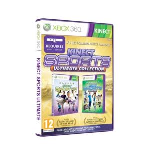 Microsoft GAME XB360 Kinect Sports Ultimate (Kinect)