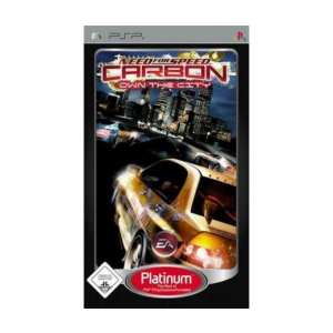 Electronic Arts GAME PSP Need For Speed Carbon Platinum
