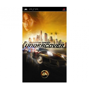 Electronic Arts GAME PSP Need For Speed UNDERCOVER
