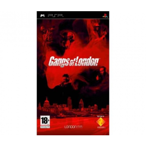 Sony GAME PSP Gangs of London Platinum