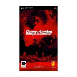 Sony GAME PSP Gangs of London Platinum
