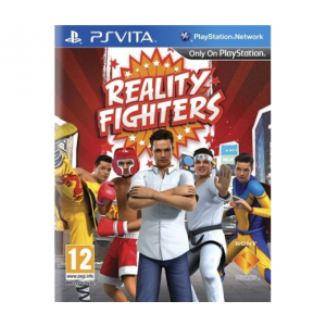 Electronic Arts GAME PSVS Reality Fighters
