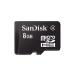 Sandisk MICRO SD CARD 8GB SANDISK adapter nélkül