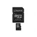 Kingston Card MICRO SD Kingston 16GB 1 Adapter CL4