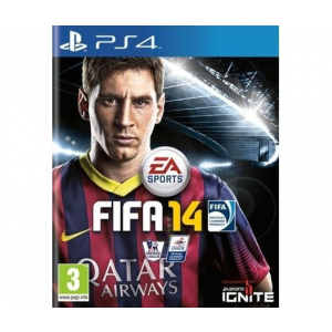 EA Sports GAME PS4 FIFA 14