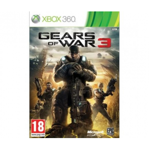Microsoft GAME XB360 Gears of War 3 magyar felirattal