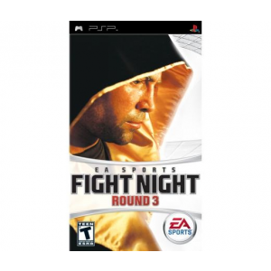 Electronic Arts GAME PSP Fight Night Round 3