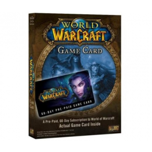 Blizzard GAME PC World Of Warcraft: Prepaid Card