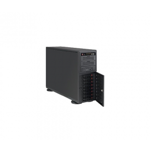Supermicro SZWS SUPERMICRO - SuperWorkstation - Intel - 4U / Towerserver - SYS-7046A-T