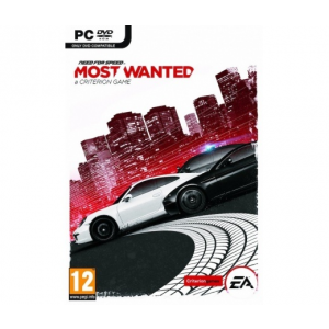 Electronic Arts GAME PC NFS MOST WANTED 2
