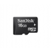 Sandisk MICRO SD CARD 16GB SANDISK adapter nélkül