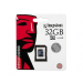 Kingston Card MICRO SD Kingston 32GB Adapter nélkül CL4