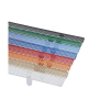 Bitfenix Mesh-Stripes for Shinobi Midi-Tower - piros