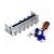 Zalman COOLER ZALMAN ZM-MFC1 Plus Silver Controller for 5,25