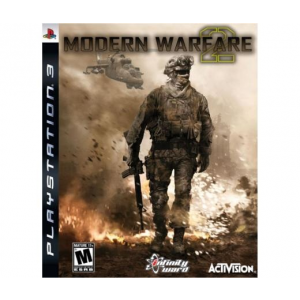 Activision GAME PS3 Call of Duty 6: Modern Warfare 2